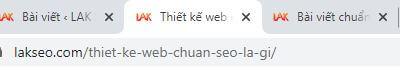 URL ngan gon