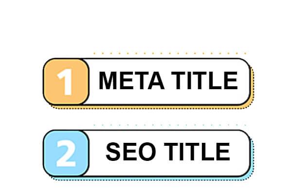 Khai niem ve Meta Title và SEO Title