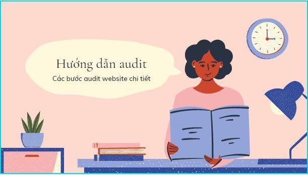 Huong dan audit website chuan seo chi tiet