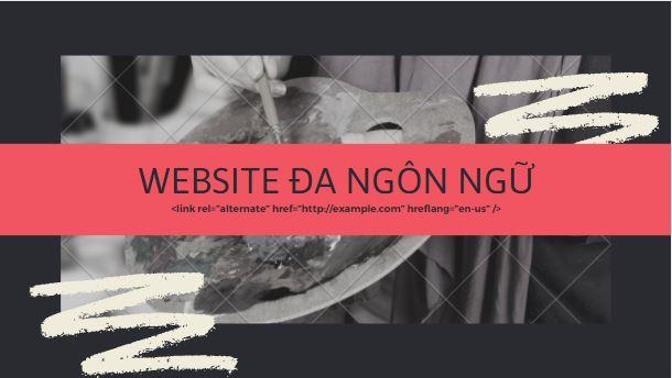website da ngon ngu